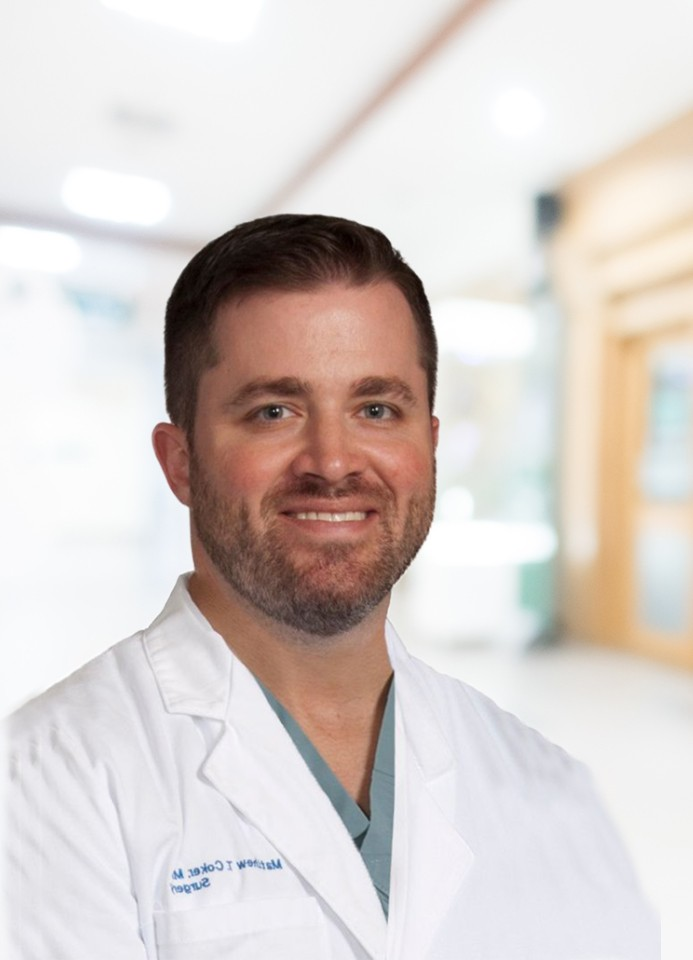 Medical Arts Surgical Group | Dr. Matthew Coker
